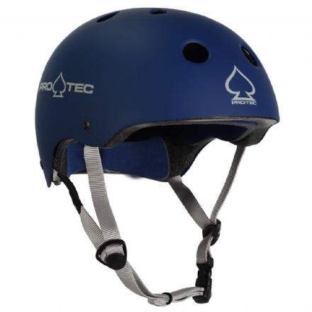 Pro-Tec Classic Certified Helmet Matte Blue Medium